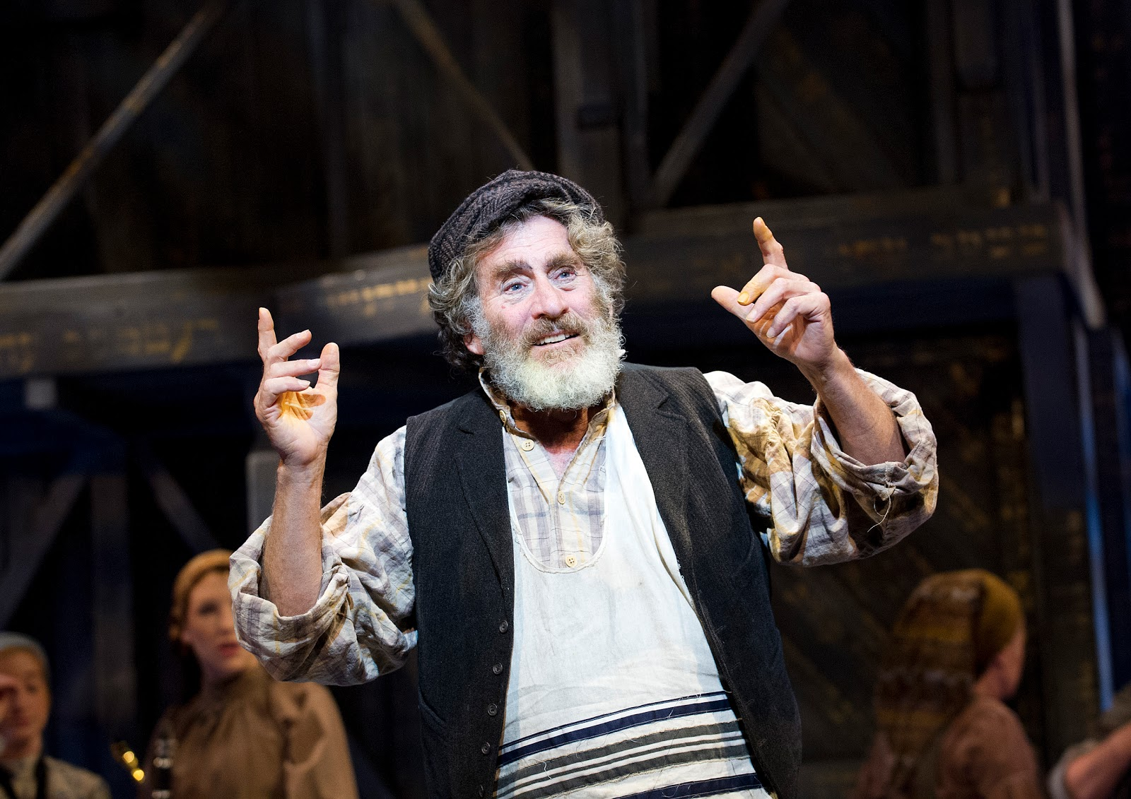 Jonathan Baz Reviews Fiddler On The Roof
