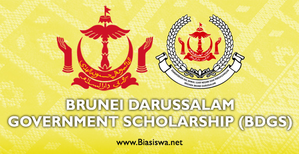 brunei darussalam government scholarship