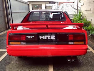 Forsale Twincam MR2