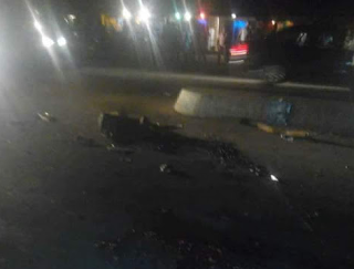 ga - Black Valentine: Truck crushes two persons to death in Akwa Ibom