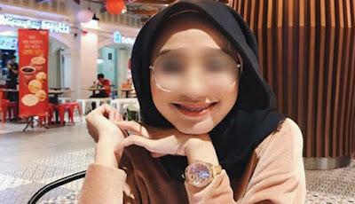 Uang Jajan Rp330 Ribu Tidak Cukup, Wanita Cantik Dikritik Netizen