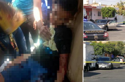 Sicarios ejecutan a niño de 10 años en Guadalajara, su familia metida en el Narco