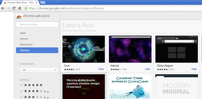 How To Install and Remove Google Chrome Themes