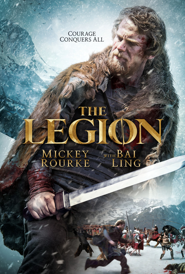 The Legion (2020) English 300MB WEB-DL 480p