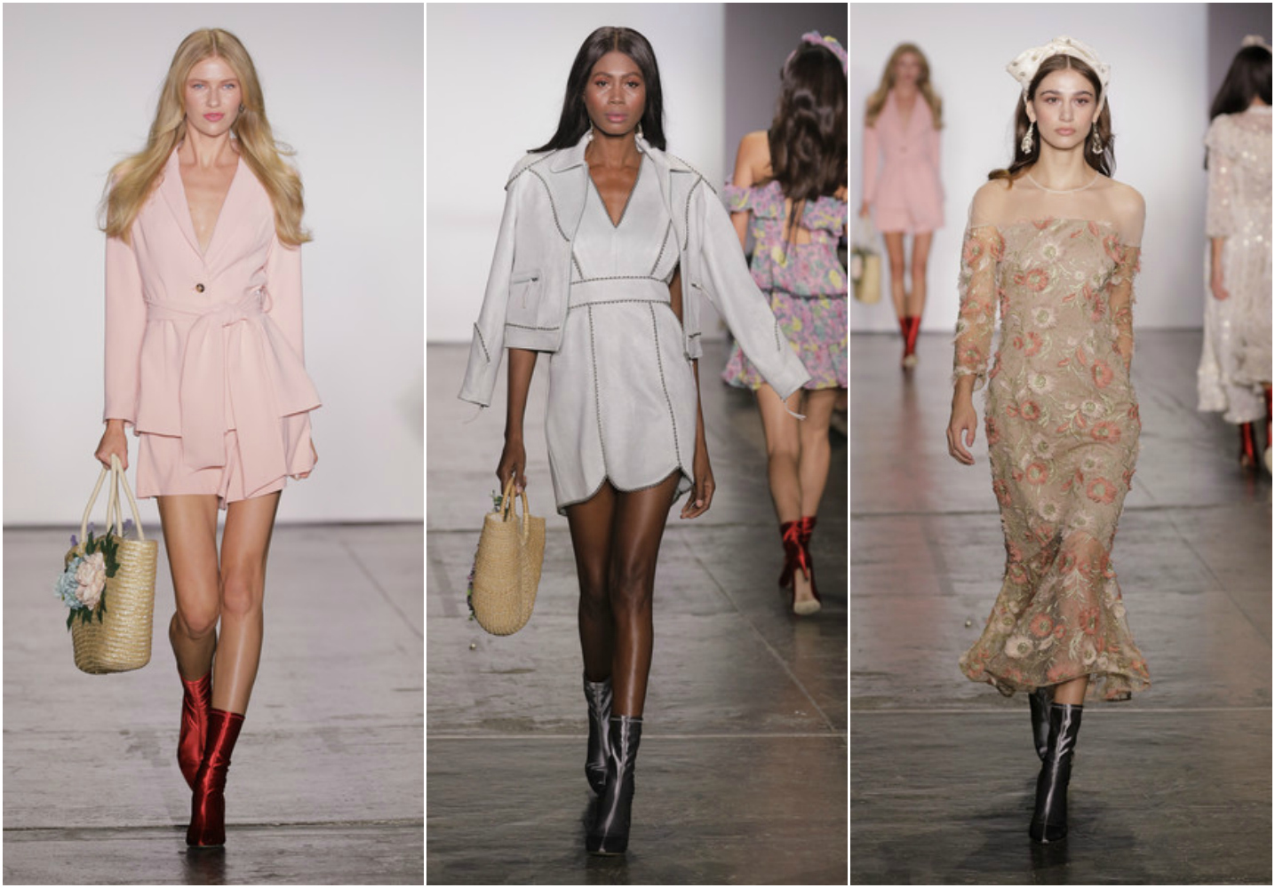 nyfw ss2019 shows