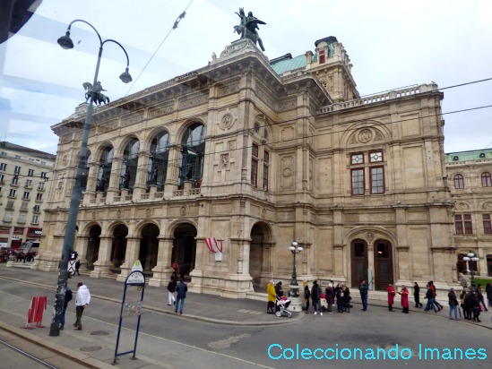 Ópera de Viena - visitar Viena en 3 días