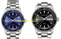 Logo Vinci gratis orologi Hamilton Broadway con la foto più cool della tua estate