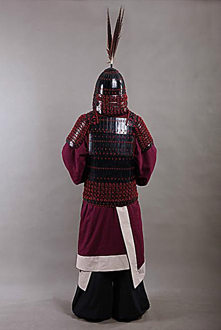 Han Dynasty Armor  汉甲