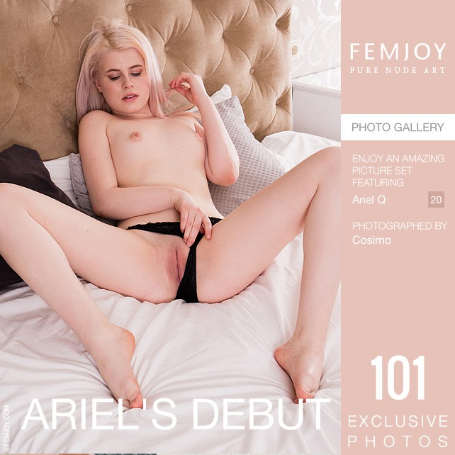 [FemJoy] Ariel Q - Ariel's Debut