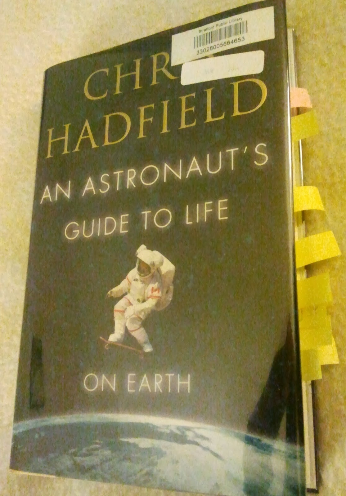 The Indextrious Reader: An Astronaut's Guide to Life on Earth