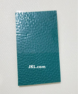 Karpet Badminton Litchi Series Dark Green