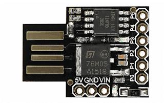 Digispark ATtiny85 USB