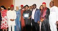 Nigerian Communities Honour Governor Obiano in Austria
