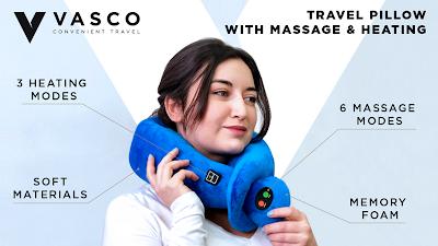 Vasco Travel Pillow