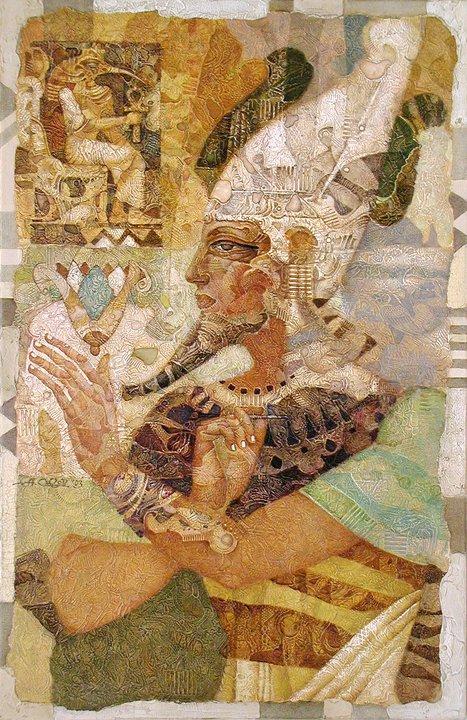 Alexander Sigov 1955   Russian Surrealist painter