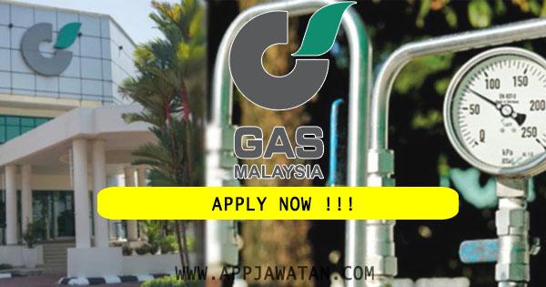 Jawatan Kosong Terkini di Gas Malaysia Berhad