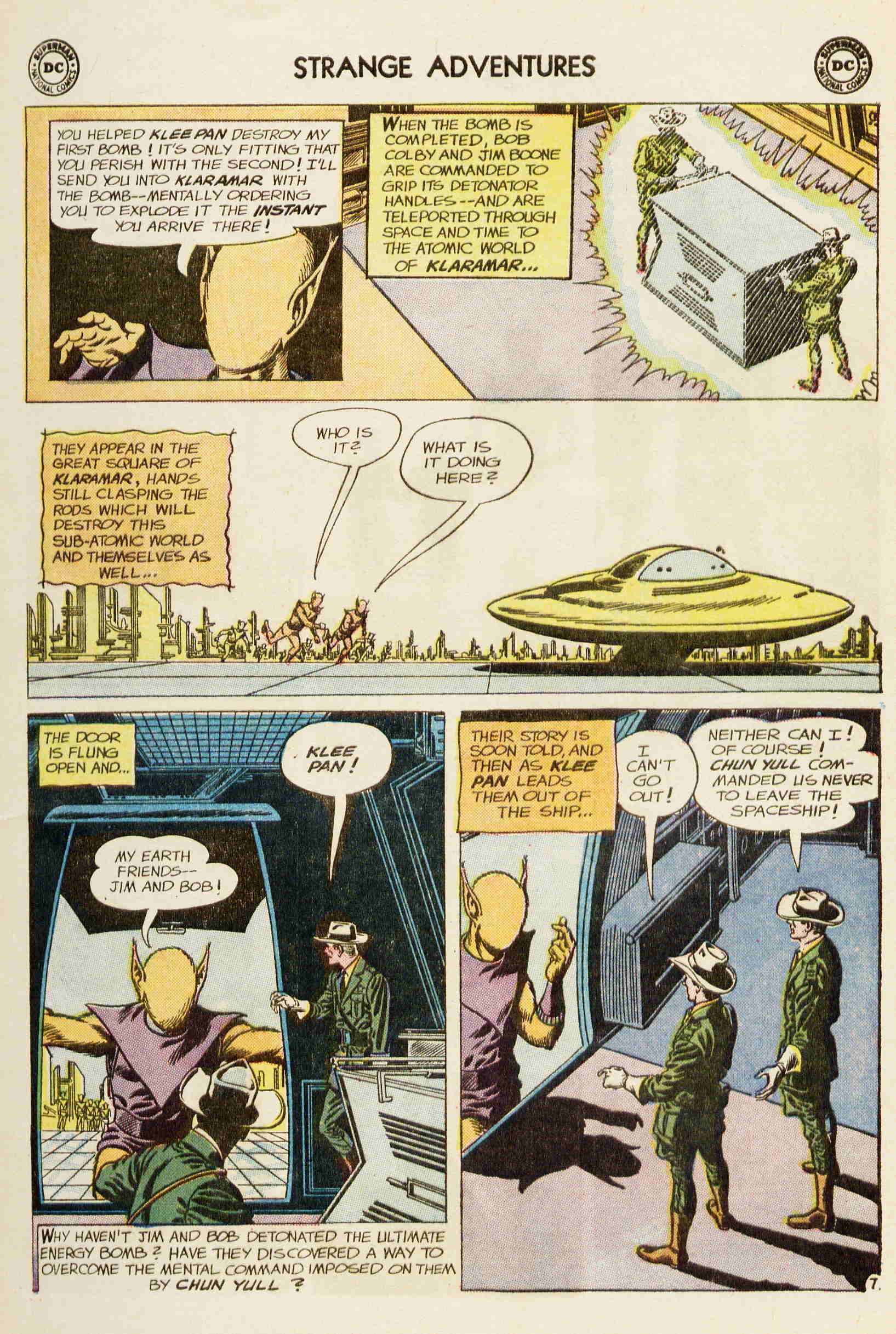 Strange Adventures (1950) issue 142 - Page 9