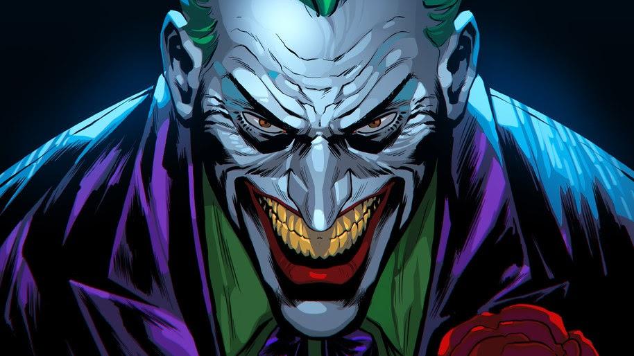 Joker, DC, 4K, #262
