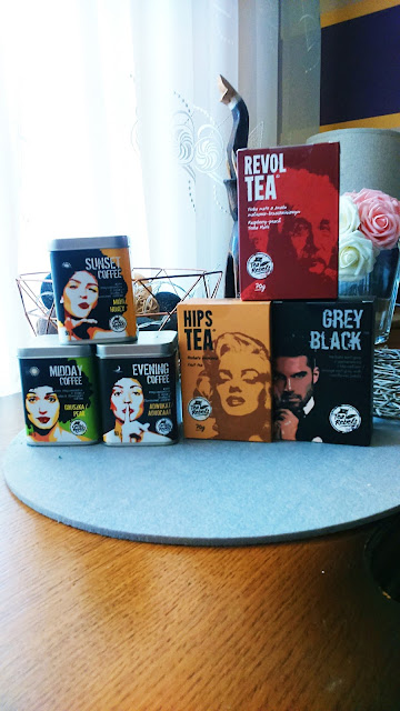 Kawy i herbaty Tea Rebels / Moja opinia