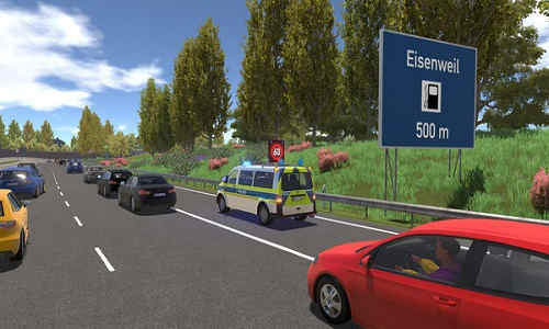Autobahn Police Simulator 2 Game Free Download