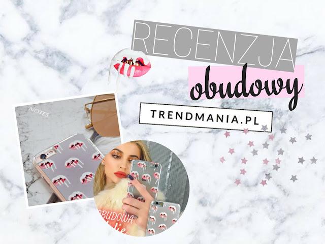 ♡ Case z logo Kylie Cosmetics firmy Trendmania.pl - RECENZJA ♡