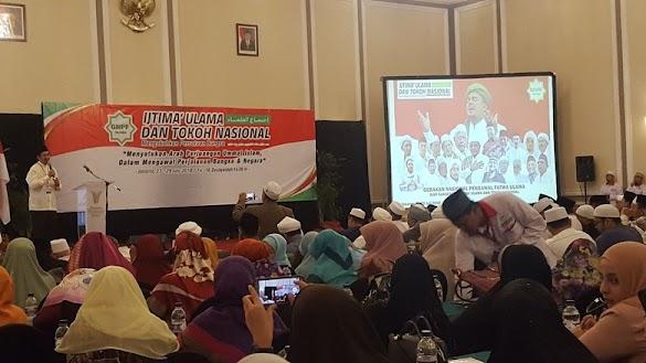 Ijtima Ulama Capreskan Prabowo, Ustaz Abdul Somad dan Habib Salim Segaf Cawapres