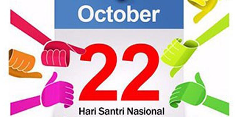 Hari Santri Nasional Digging up the Past