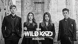 Concierto de KARD en Bogotá