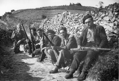 Resultado de imagen de Revolución de Asturias de 1934.