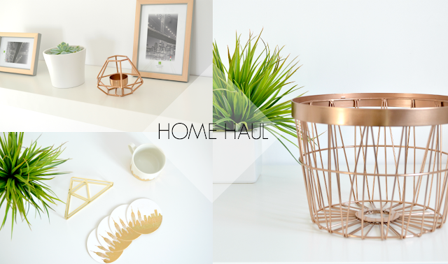 hm haul home decor