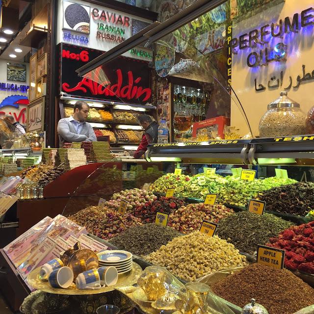 Ägyptischer Basar Istanbul