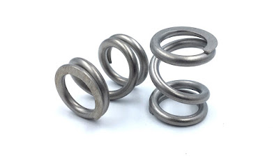 Custom 17-7PH Compression Springs - 0.125 X 1.016 Compression Springs For Aerospace Applications