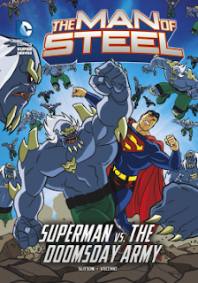 Review - The Man of Steel: Superman vs. the Doomsday Army