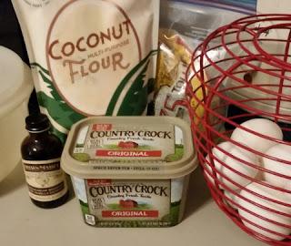 #MakeItYours Gluten Free Chocolate Chip Cookie Bars ingredients