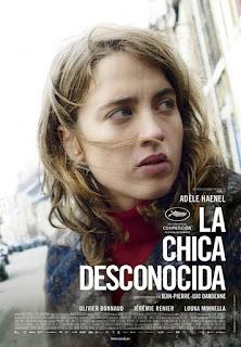 Cartel: La chica desconocida (2016)