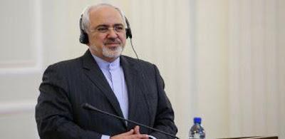 وزير الخارجية الإيرانى