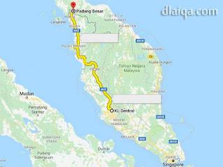 KL Sentral - Padang Besar