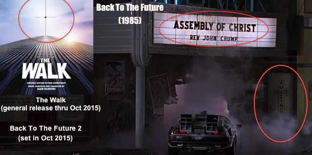 Resultado de imagen para the walk back to the future