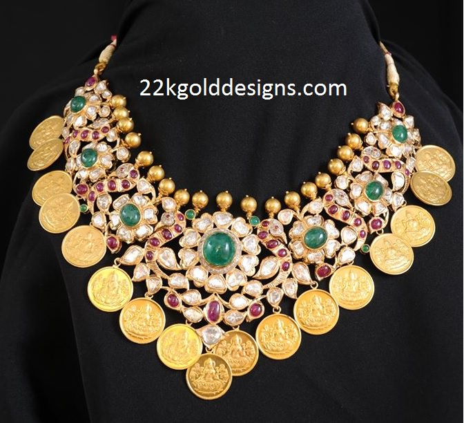 Latest South Indian Style Necklace