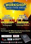 Workshop sound system gereja GPI Alfa Omega &  HKI Immanuel