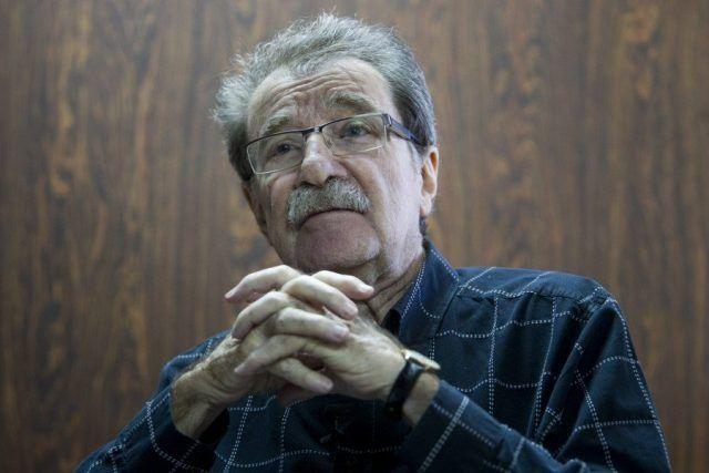 Falleció el popular político Teodoro Petkoff