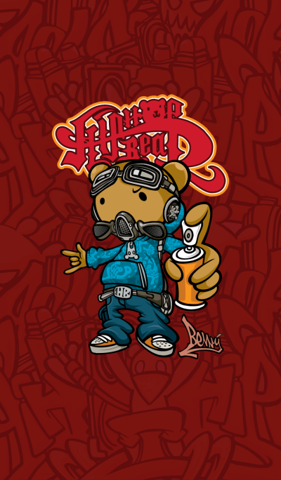 Hip Hop Bear