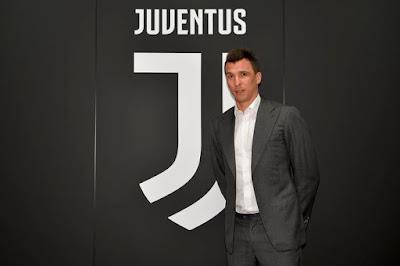 Mario Mandzukic Resmi Perpanjang Kontrak Dengan Juventus