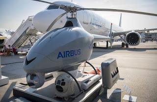 Drone Helikopter VSR700