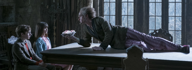 A Series of Unfortunate Events come to Netflix in January 2017