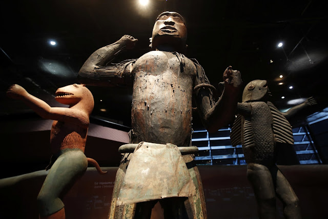 Return of African artefacts sets a tricky precedent for Europe's museums