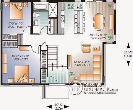98 plans de maison architizi com - Livre de plan de maison ...