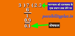 Sahi Bhag kaise kare or how right divide ?