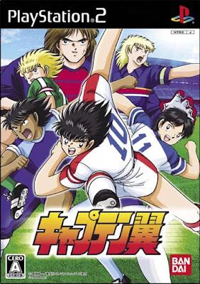 Captain Tsubasa PS2 GAME ISO