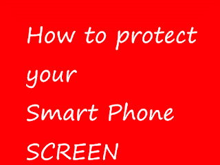 Ways to protect Smart Phone